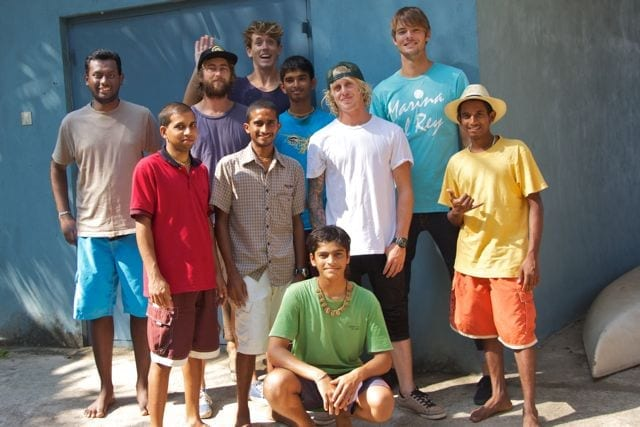 "FCS Visit to Mantra Surf Club ""INDIA"" IMG"