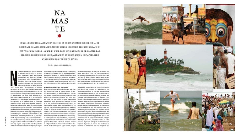 Surfing-India-(Mantra-Surf-Club)-in-the-SIX-Surf-Magazine-Amsterdam