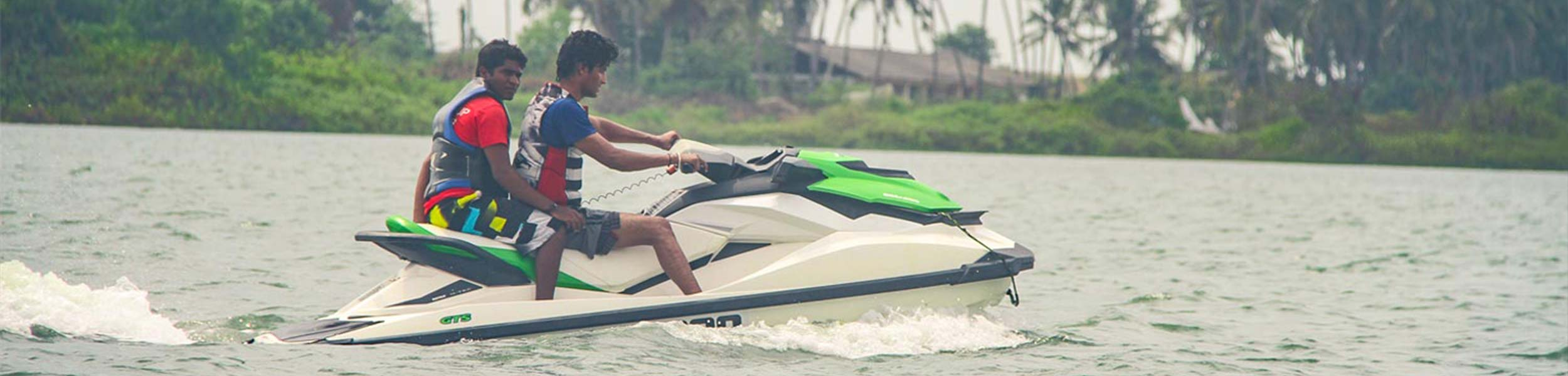 jet-ski and Wakeboarding at Mantra Surf Club
