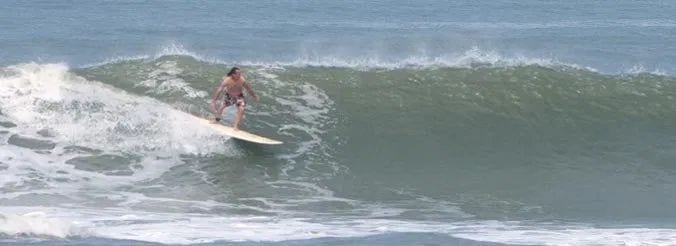 Surf spots in India: Bhatkal Surf