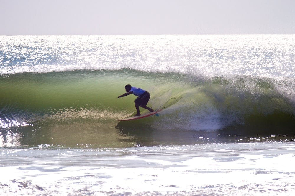 India has great fisherman surfers thanks to Murthy