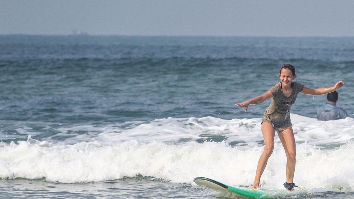 introduction to surfing - Surfing india - mantra surf club