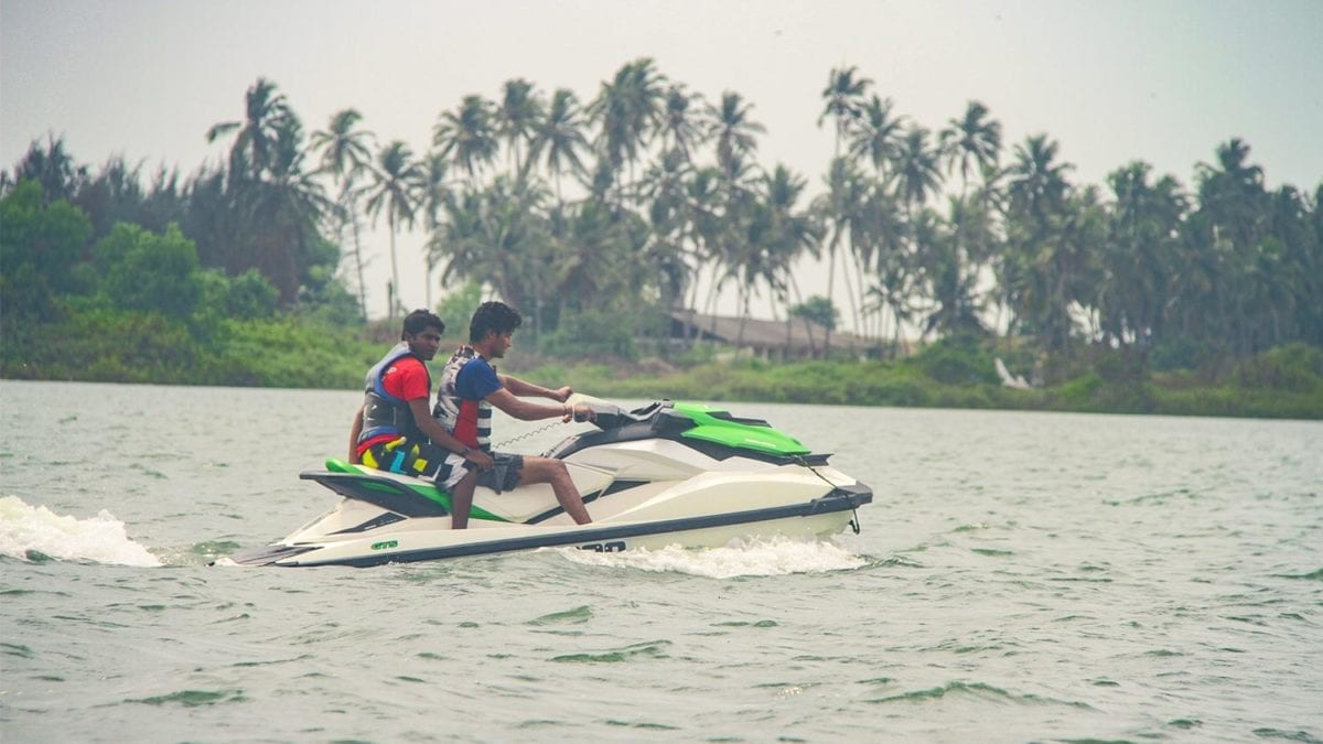learn jet-ski and Wakeboarding at Mantra Surf Club