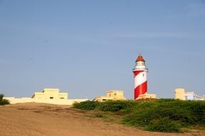 South India Surf Trip: Manapad Lighthouse