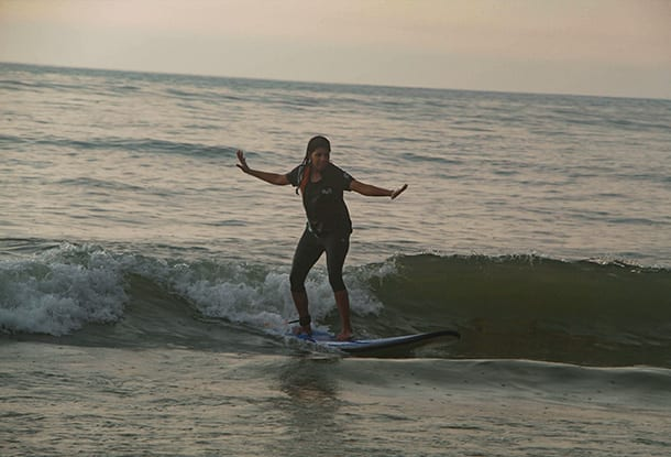 Mulki Surf Conditions - Surfing India- Mantra Surf Club