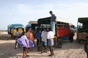 South India Surf Trip: Rent a Truck