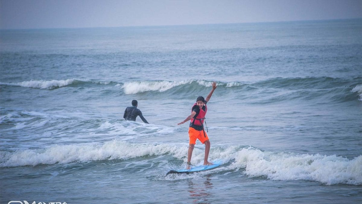 Surfing for Beginners - Mantra Surf Club