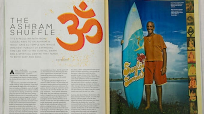 magazine features - mantra surf club