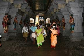 South India Surf Trip: Temple Hall 2 Rameswaram