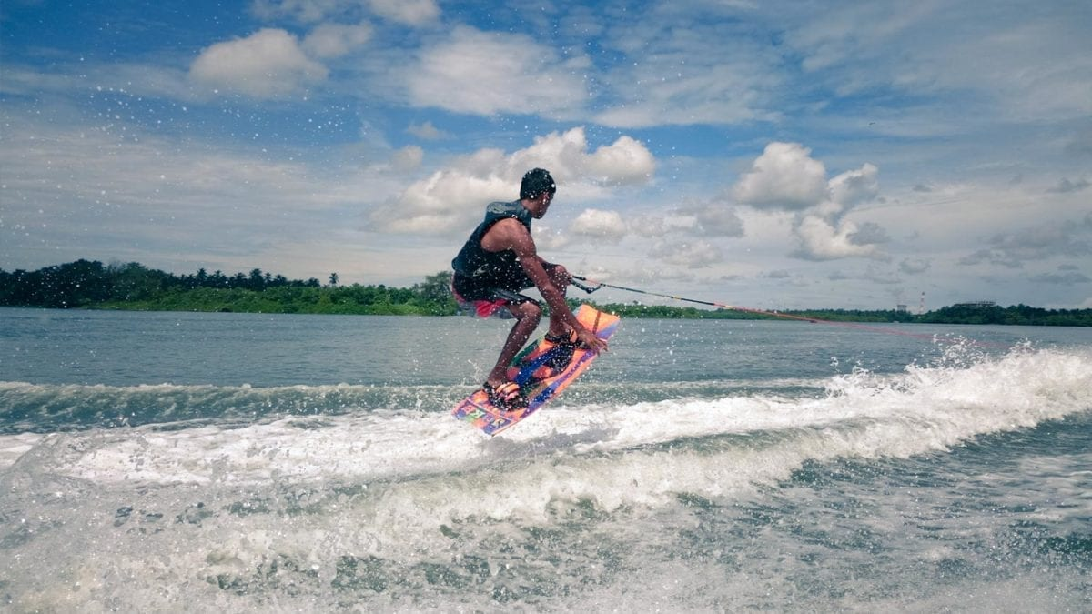 Learn Wakeboarding at Mantra Surf Club in Mangalore, India